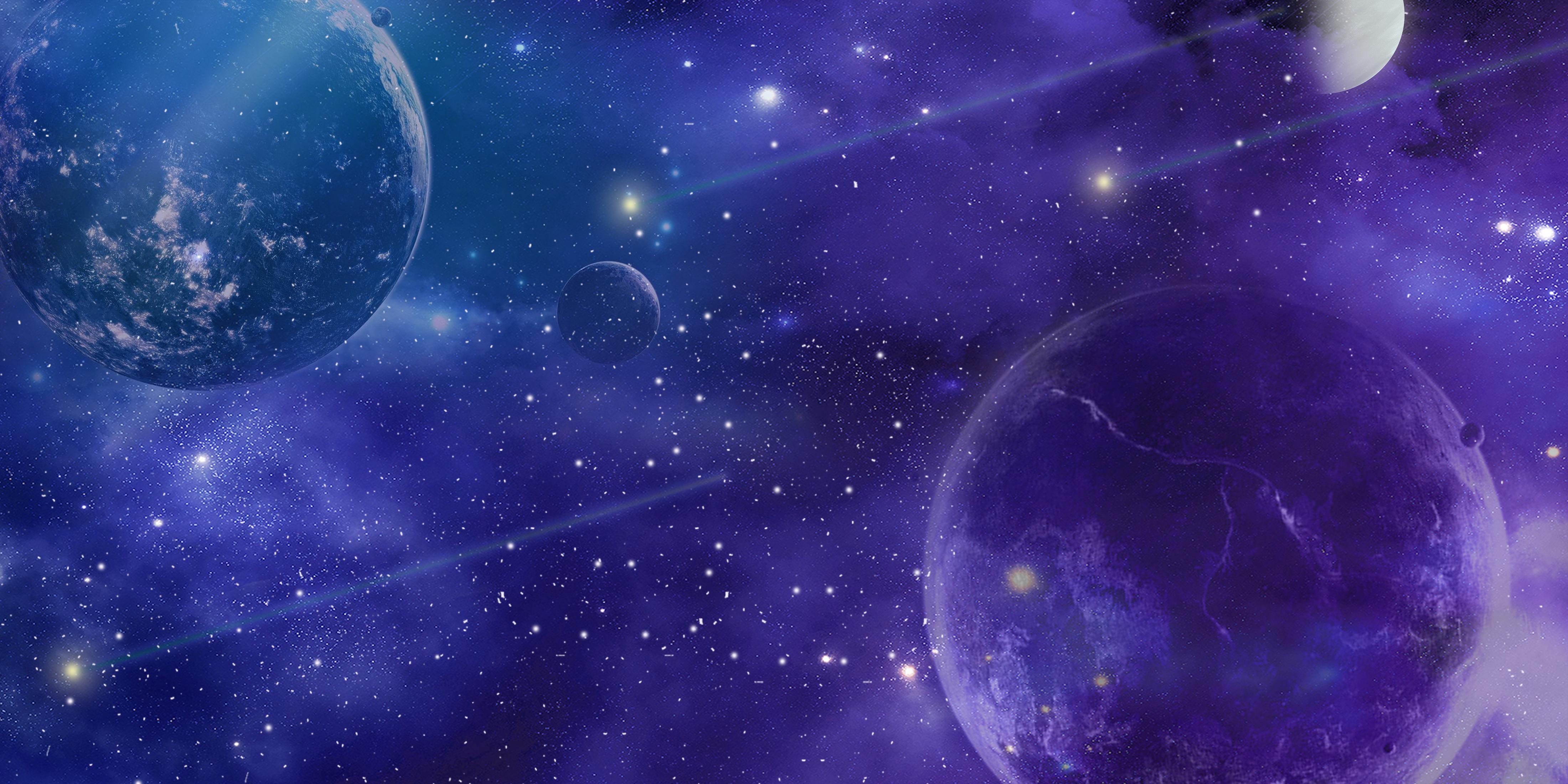 七品小編:多麼小的地球~超超超小