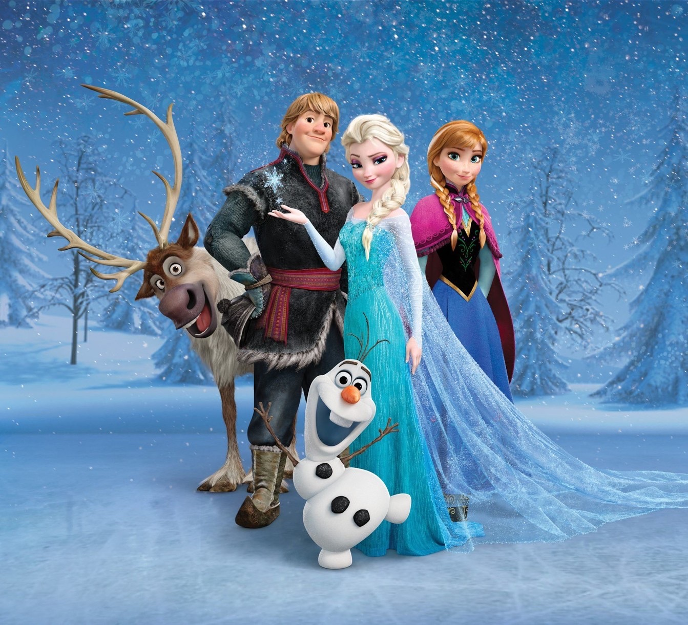 《冰雪奇緣》Frozen